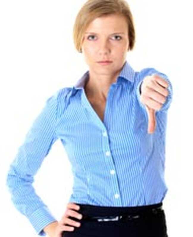 Negatīva pastiprināšana: tas nav tas, ko jūs domājat