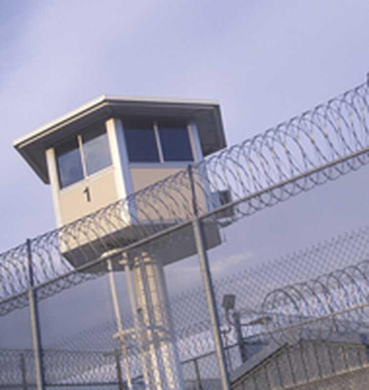 Psychiatrické léky ve vězení