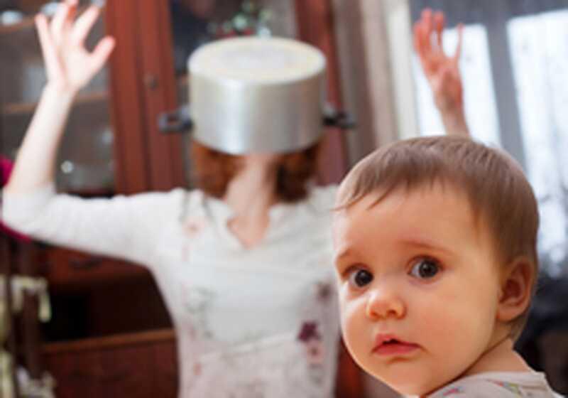Zneužívání rodičů