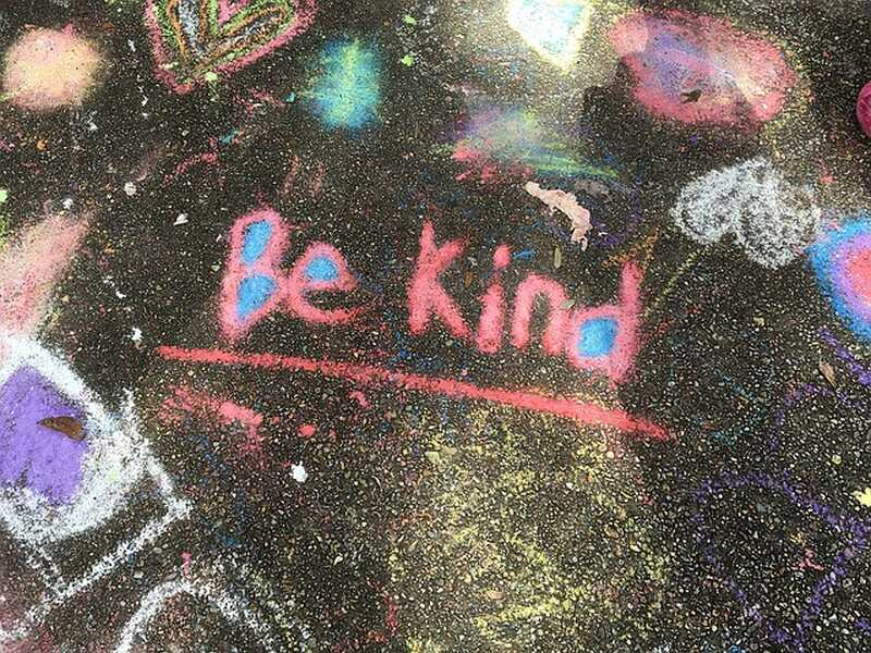 Να είστε ευγενικοί, όχι ωραίοι