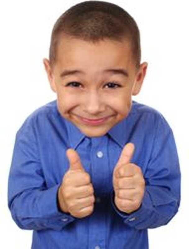 Изграждане на самоувереността на децата