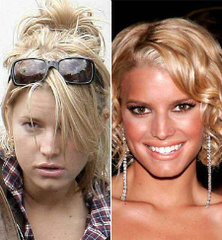 Achtung Damen: Tragen Stars ohne Makeup dazu bei, das Selbstvertrauen zu steigern?