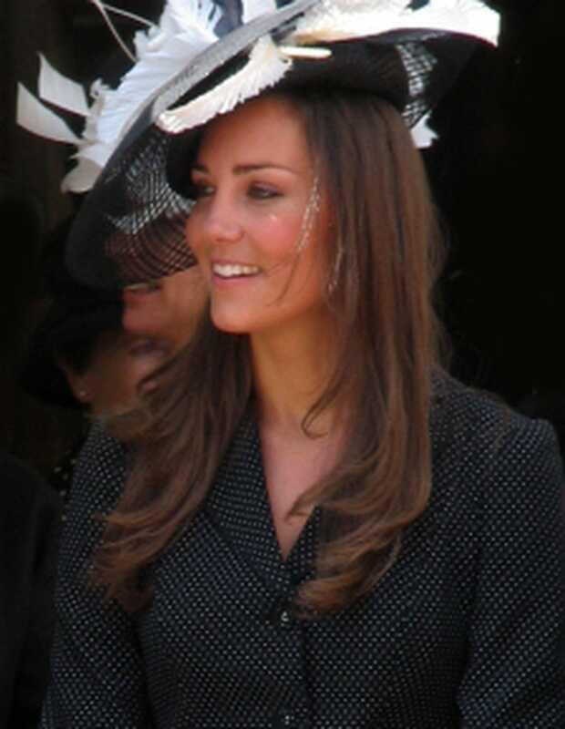 Celebrul psihiatru pete Kate Middleton ca fată rea