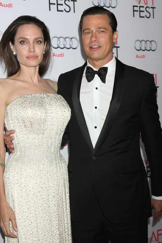 Vai Brad Pitt ļaunprātīgi izmantoja kādu no saviem bērniem citu priekšā?