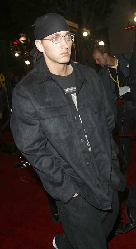 Ο Eminem μοιράζεται μάχη με την παρακέντηση ελλείψεων προσοχής, την αύξηση του σωματικού βάρους