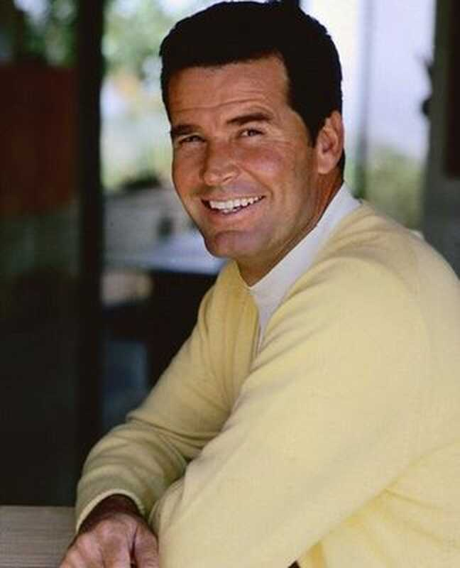 James garner: un home important