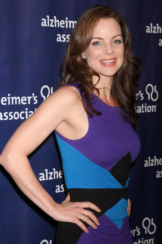 Kimberly Williams-Paisley findet Unterricht in der Demenz der Mutter