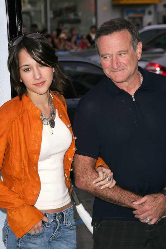 Robin Williamsin tytär: keskustele mielenterveydestä