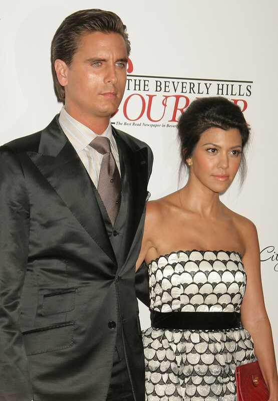 Scott disick, kourtney Kardashian spaltete sich möglicherweise aufgrund von Aufmerksamkeitsdefizitsyndrom