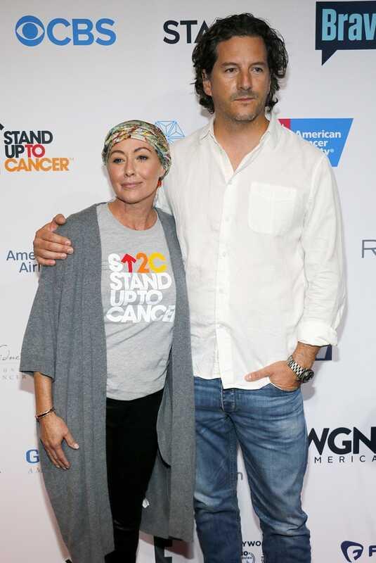 Shannen Doherty spune că cancerul a făcut lucruri uimitoare