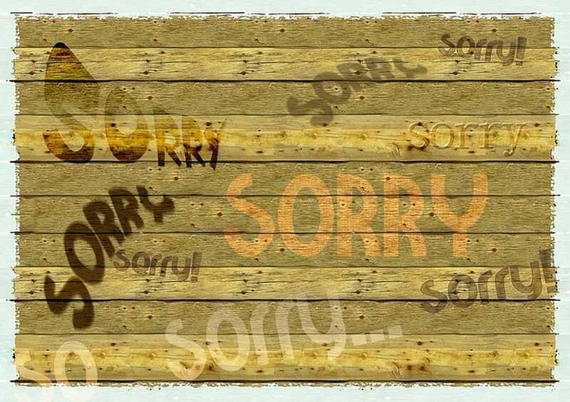 5 důvodů odpuštění nefunguje