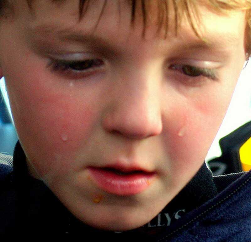 Store drenge græder ikke: den følelsesmæssigt forsømte mand