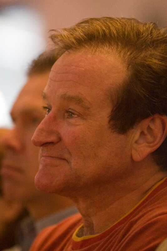 Robin Williams a dětské emoční zanedbání