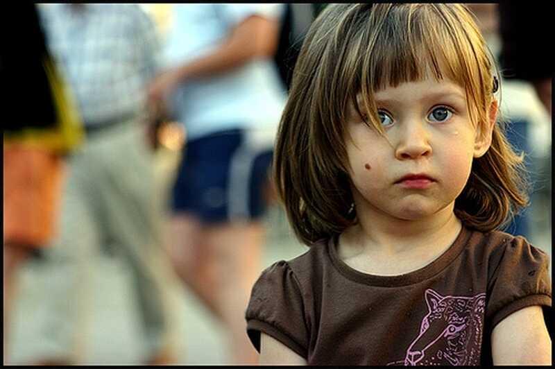 Warst du ein bedürftiges Kind? Es gibt keine solche Sache