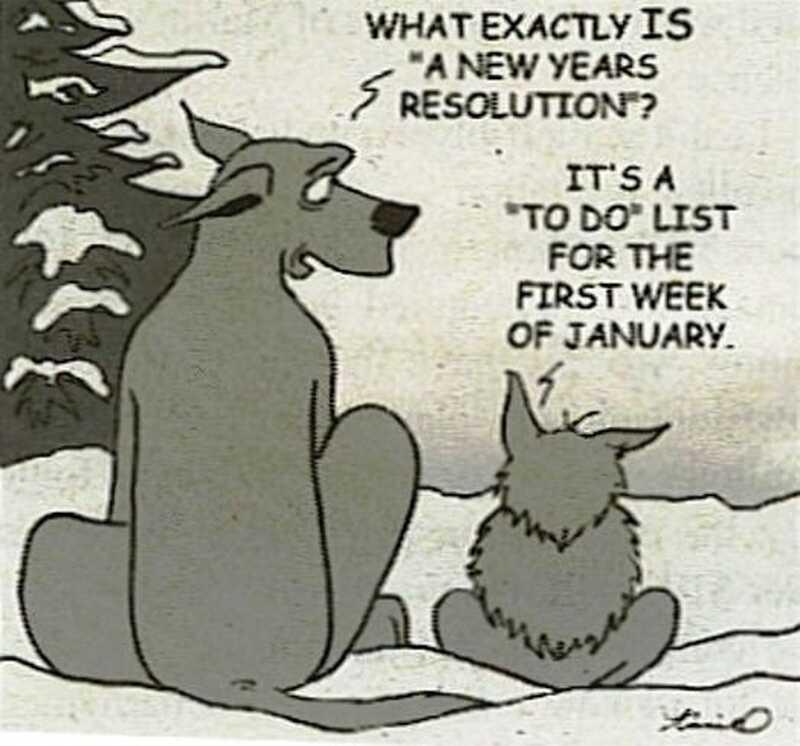 Μόνο το 8% των ανθρώπων διατηρεί το ψήφισμα του νέου έτους