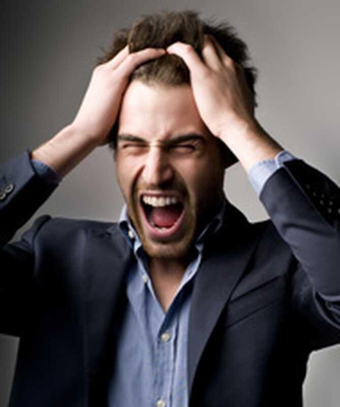 5 kroků ke změně pocitů hněvu