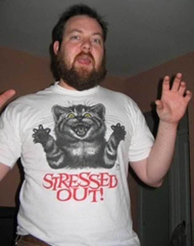 Μπορείτε να μιλήσετε έξω από το άγχος;