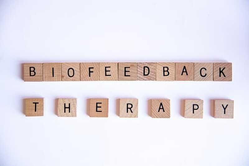Biofeedback for angst og stress relief