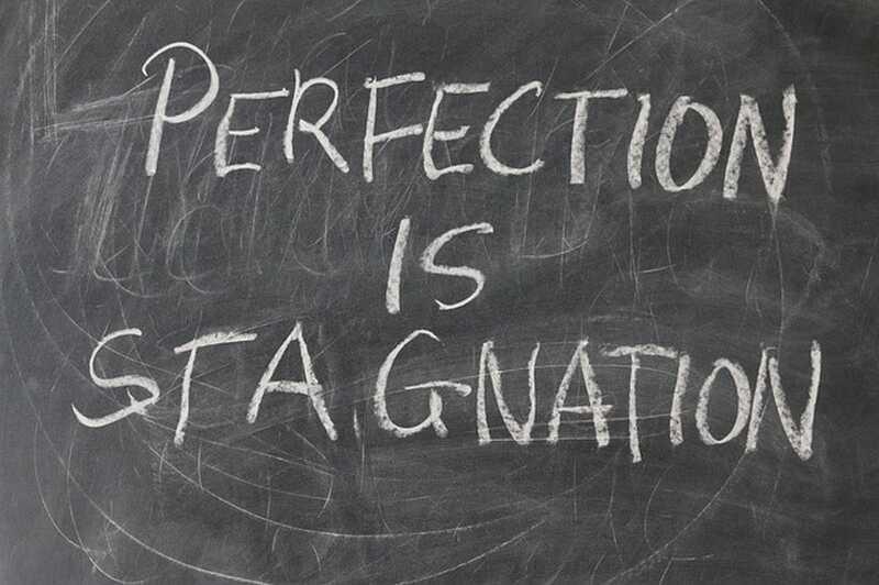 A perfectionism lassít le?