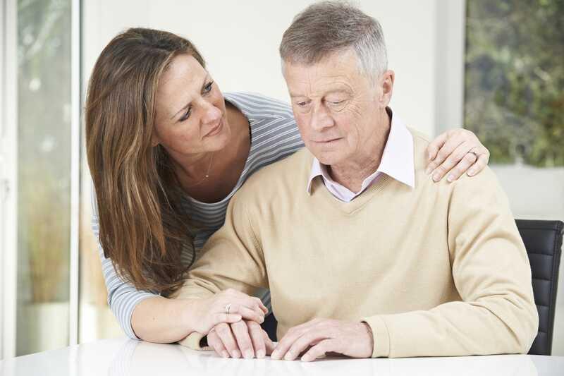 Starostlivosť o starnúceho rodiča: posilnenie psychologickej cesty