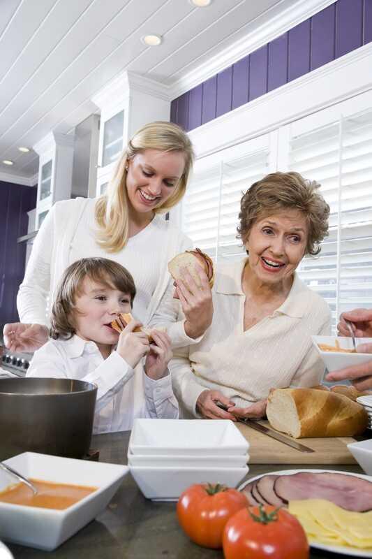 Prins între: abilitățile de supraviețuire a generațiilor de tip sandwich