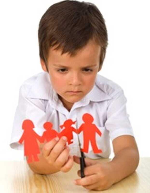 Πώς να πει τα παιδιά για το διαζύγιο; Μια συνεχιζόμενη διαδικασία γονικής μέριμνας