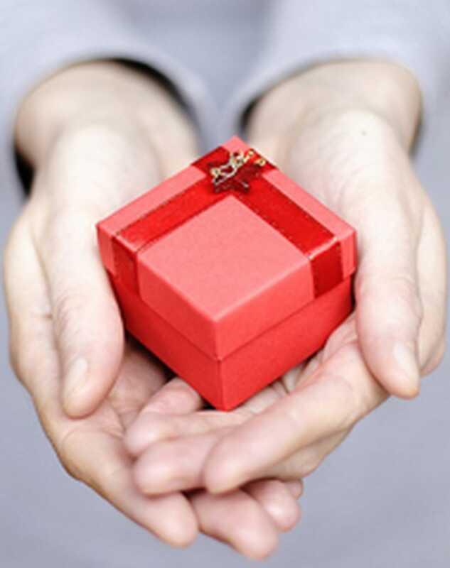 Ali je lažje dati kot prejemati?