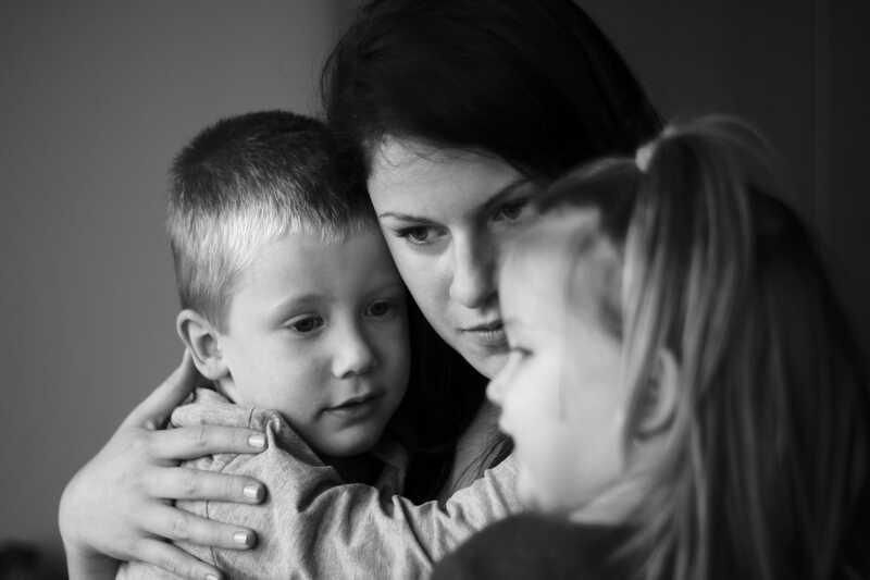 Семейната история на травмата: начини за промяна на наследството