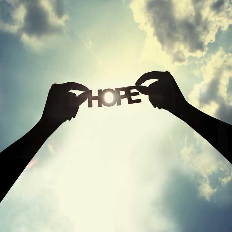 Důležitost dosažení naděje: nálezy