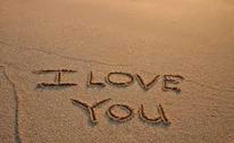 ¿Quién dice que te amo primero? hallazgos inesperados