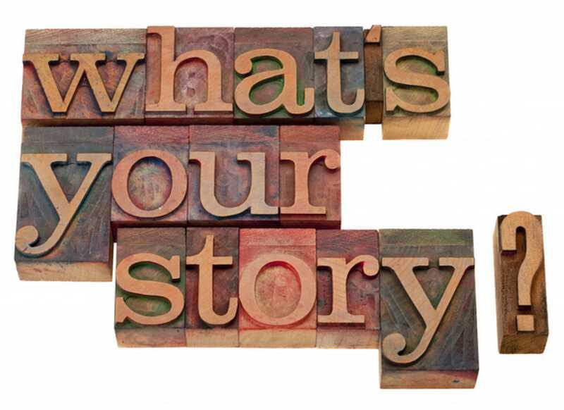 De historier, vi fortæller, forme vores liv