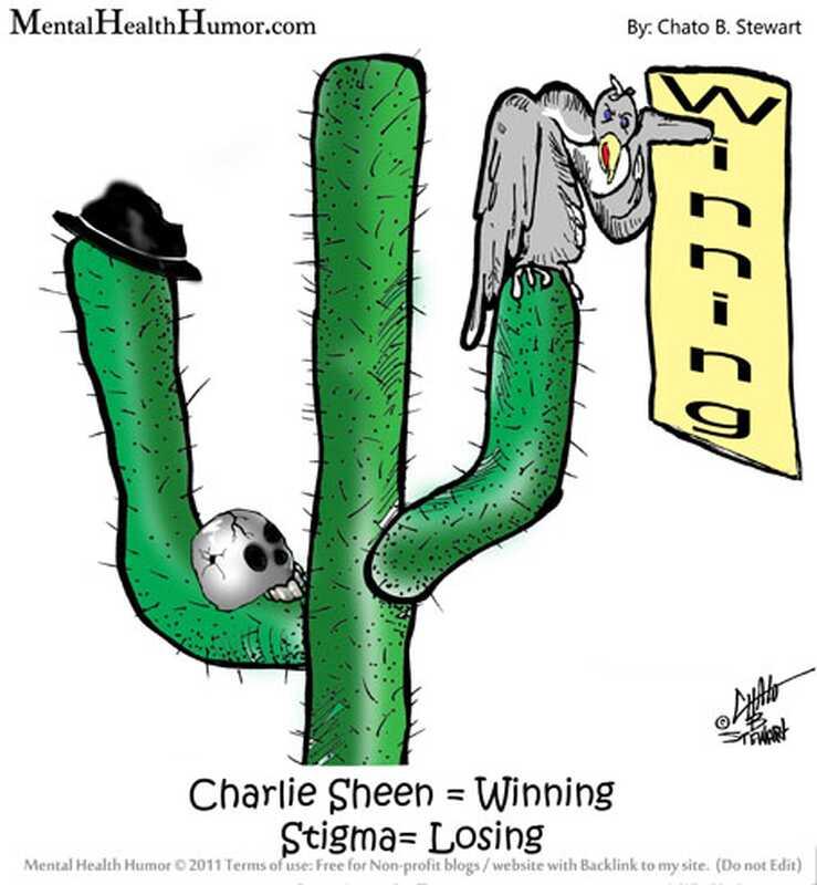 Η νίκη του Charlie Sheen και το στίγμα που χάνουν