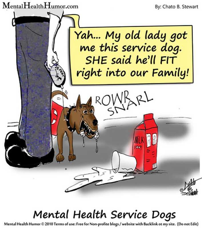 Psi za duševno zdravje