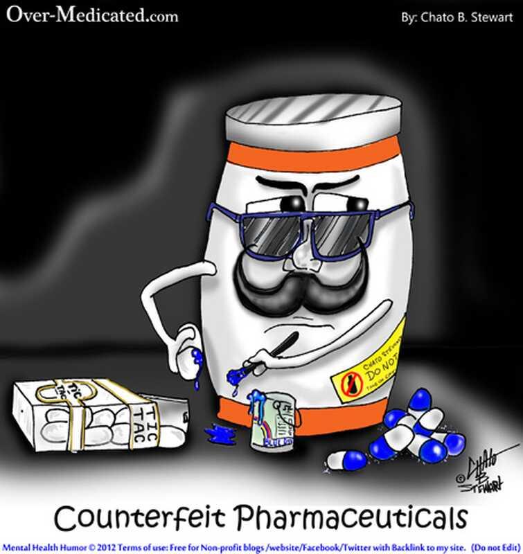 Υπερ-φαρμακευτική: παραποιημένα φαρμακευτικά προϊόντα - γιατί πρέπει να ανησυχείτε