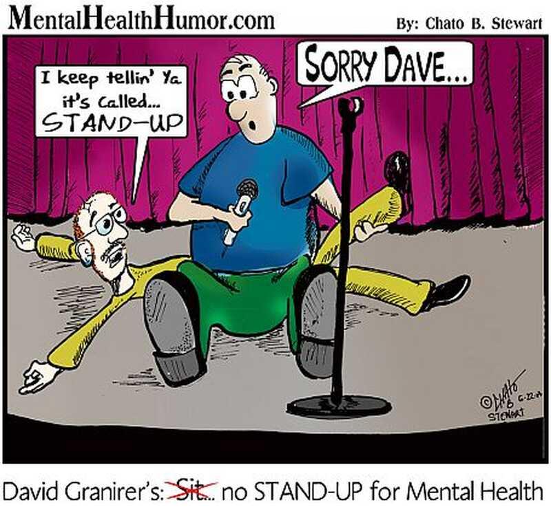 Știri senzaționale de sănătate mintală bune sau rele