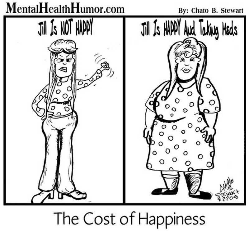 Was kam zuerst - Übergewicht oder Depression? Teil 1