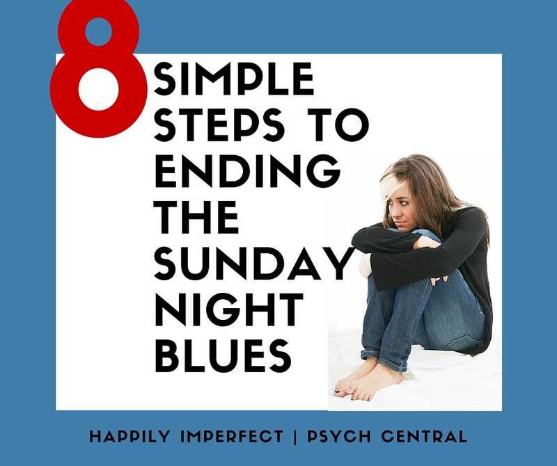 8 senzills passos per acabar el blues nocturn de diumenge