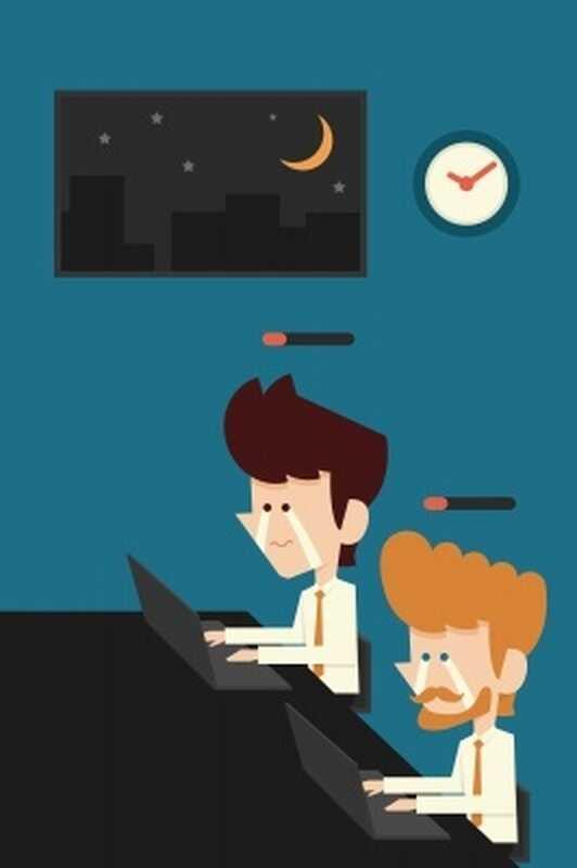 Ets un addicte al treball?