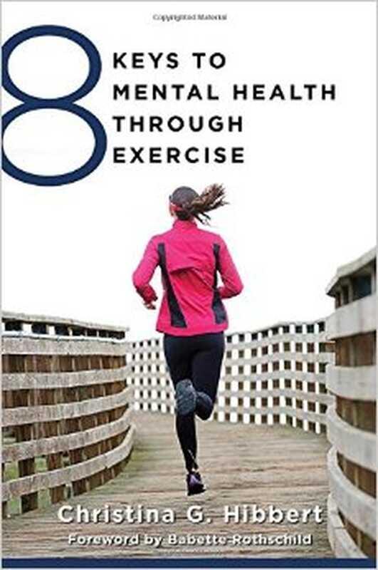 Recenze knihy: 8 klíčů k duševnímu zdraví prostřednictvím cvičení