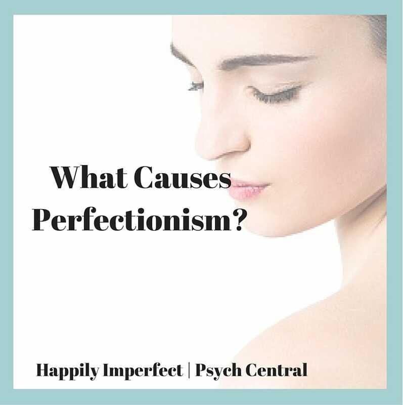Què causa el perfeccionisme?