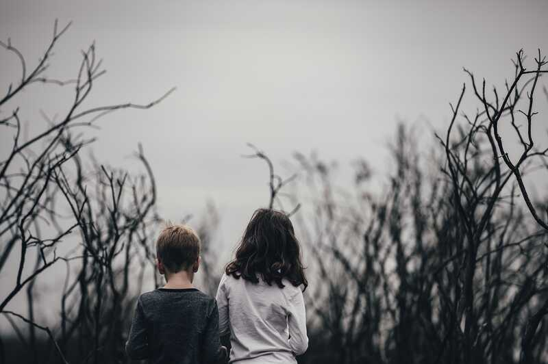 El nen no desitjat: sentint un tipus únic de ferit