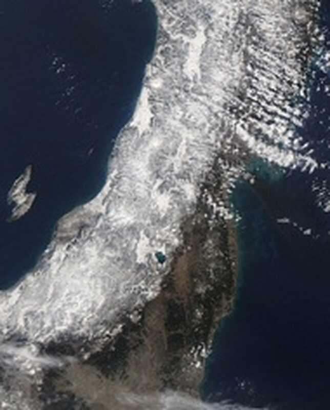 Внимателен отговор на земетресението в Япония, цунами и ядрено излъчване