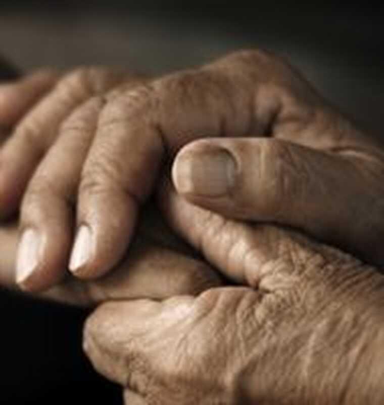 En gammel kvinde og livets største lektioner