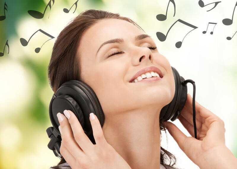 Vær opmærksom på musik - videnskaben siger, at det er godt for dit hjerte (og sind)