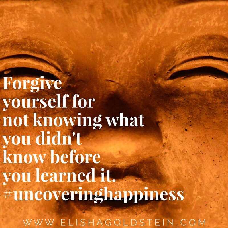 Hvordan man øve sig tilgivende selv