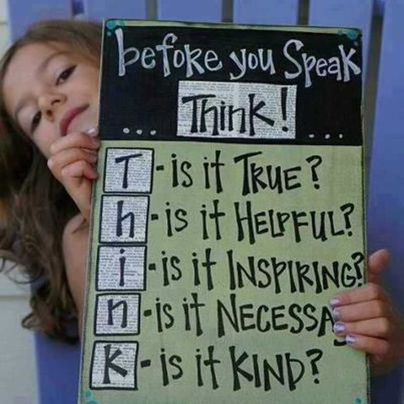 Lerne weise zu denken