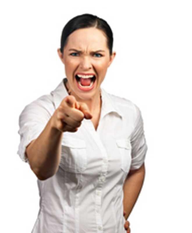 Προσελκύοντας το θυμό μέσα