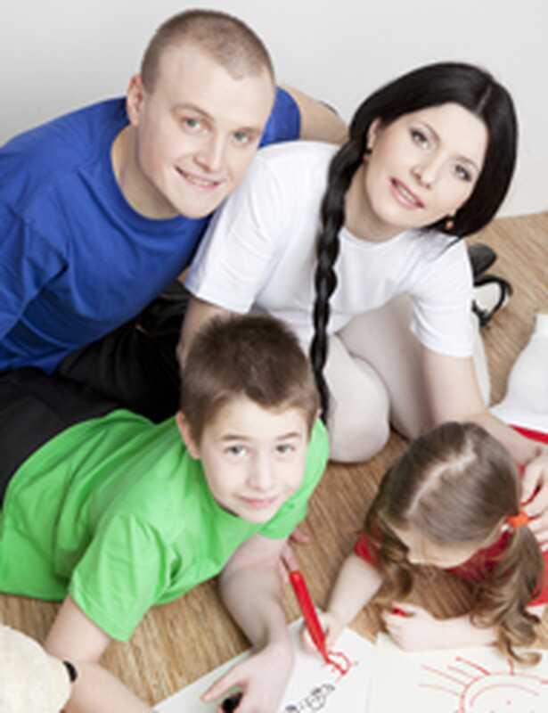 A szülő jelenlétének szükségessége