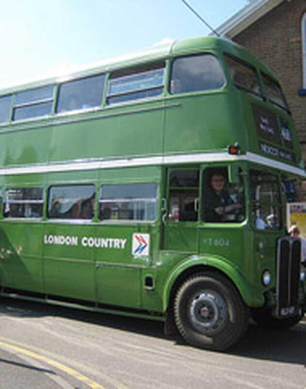 Stimmen: Wer fährt deinen Bus?