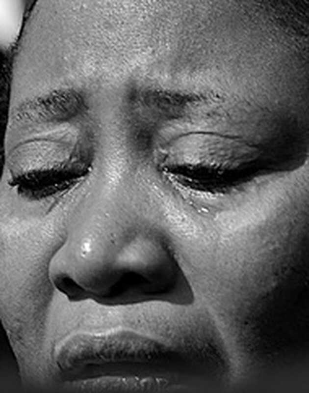 Warum fühlen Trauer ist gut für uns
